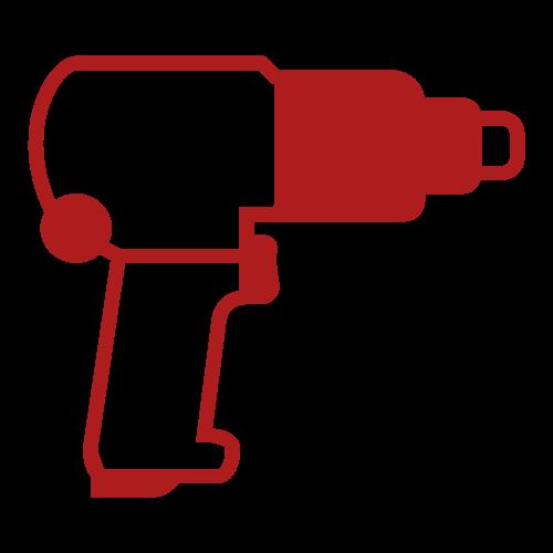 Motorbetriebene Werkzeuge