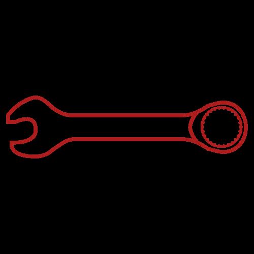 Knarren-Ring-Maulschlüssel
